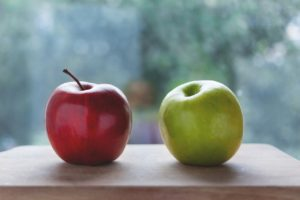 apples oral health