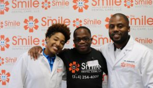 Showing off Smile Co. Smiles!