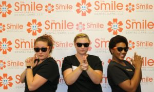 Our awesome dental staff!